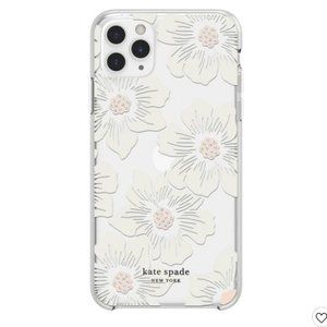 iPhone 11 Pro Max Kate Spade Hollyhock Floral Case